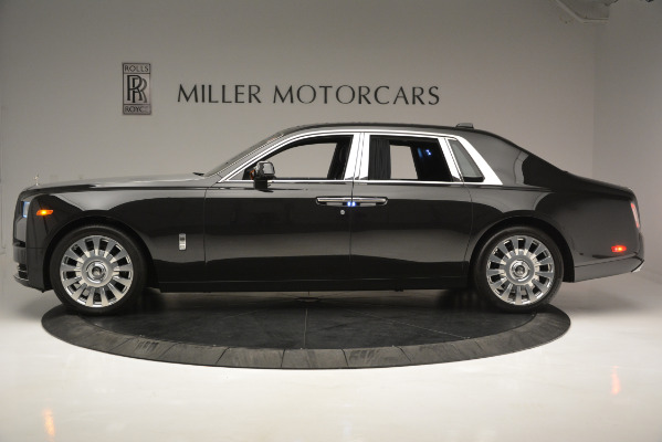 Used 2018 Rolls-Royce Phantom for sale Sold at Alfa Romeo of Greenwich in Greenwich CT 06830 2