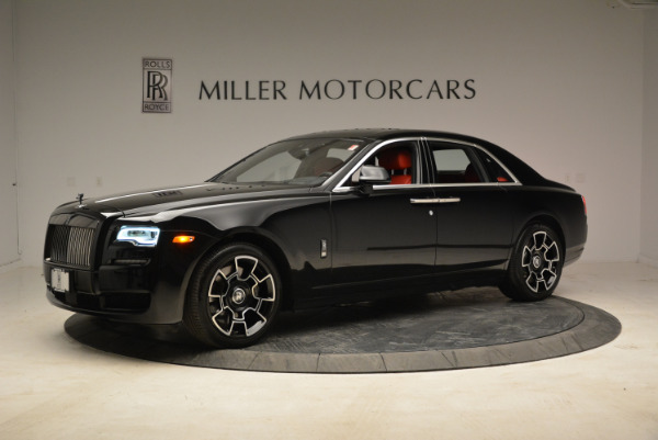 Used 2017 Rolls-Royce Ghost Black Badge for sale Sold at Alfa Romeo of Greenwich in Greenwich CT 06830 2