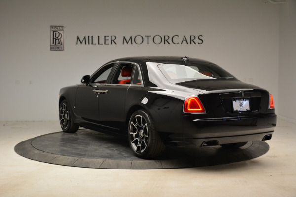 Used 2017 Rolls-Royce Ghost Black Badge for sale Sold at Alfa Romeo of Greenwich in Greenwich CT 06830 5