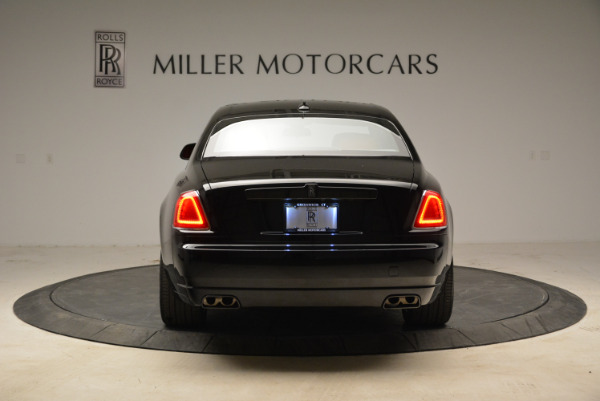 Used 2017 Rolls-Royce Ghost Black Badge for sale Sold at Alfa Romeo of Greenwich in Greenwich CT 06830 6