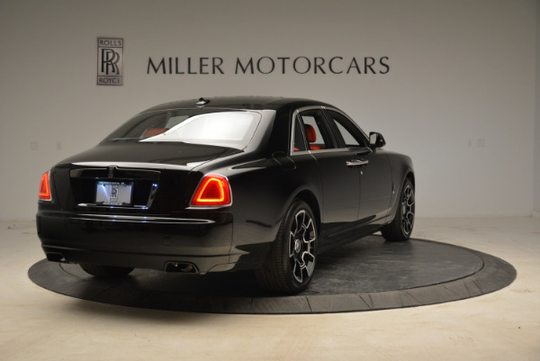 Used 2017 Rolls-Royce Ghost Black Badge for sale Sold at Alfa Romeo of Greenwich in Greenwich CT 06830 7