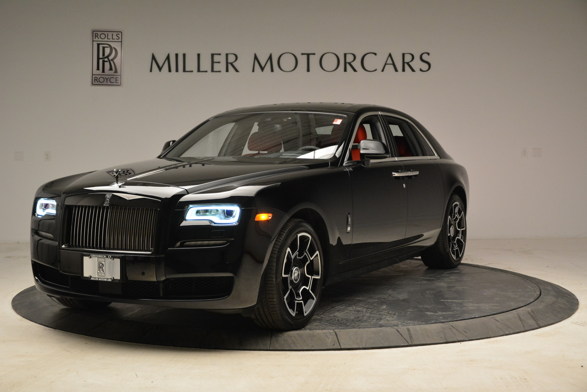 Used 2017 Rolls-Royce Ghost Black Badge for sale Sold at Alfa Romeo of Greenwich in Greenwich CT 06830 1