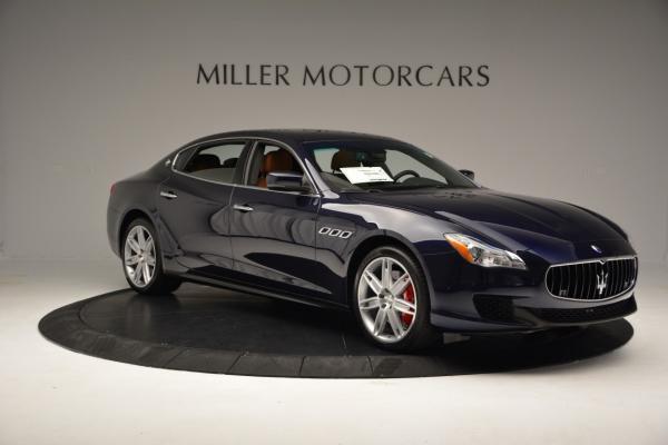 New 2016 Maserati Quattroporte S Q4 for sale Sold at Alfa Romeo of Greenwich in Greenwich CT 06830 11
