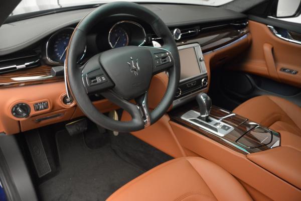 New 2016 Maserati Quattroporte S Q4 for sale Sold at Alfa Romeo of Greenwich in Greenwich CT 06830 13