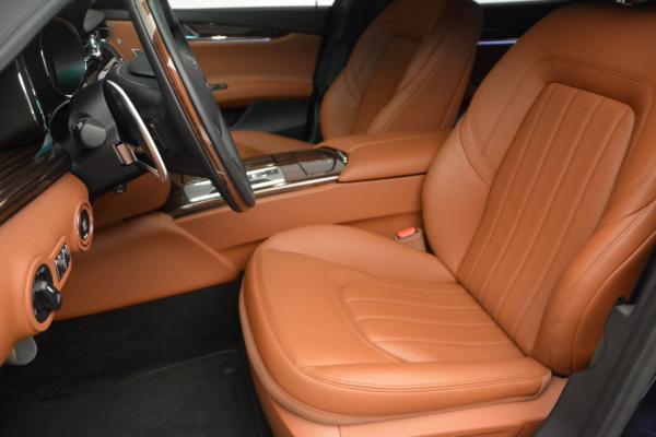 New 2016 Maserati Quattroporte S Q4 for sale Sold at Alfa Romeo of Greenwich in Greenwich CT 06830 15