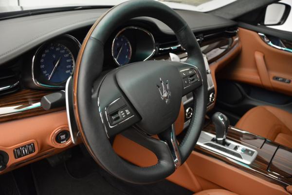 New 2016 Maserati Quattroporte S Q4 for sale Sold at Alfa Romeo of Greenwich in Greenwich CT 06830 16