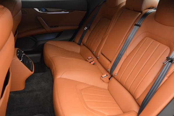 New 2016 Maserati Quattroporte S Q4 for sale Sold at Alfa Romeo of Greenwich in Greenwich CT 06830 18