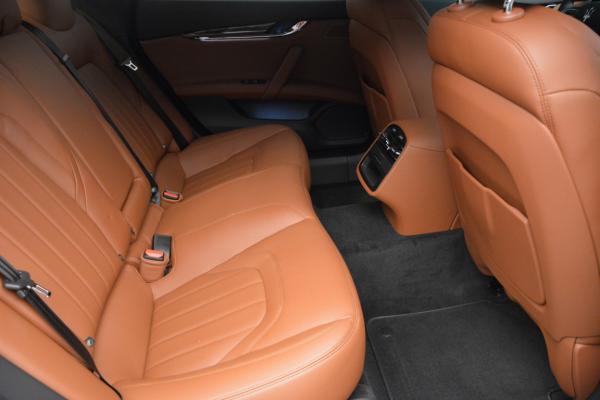 New 2016 Maserati Quattroporte S Q4 for sale Sold at Alfa Romeo of Greenwich in Greenwich CT 06830 24