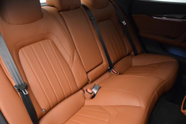 New 2016 Maserati Quattroporte S Q4 for sale Sold at Alfa Romeo of Greenwich in Greenwich CT 06830 25