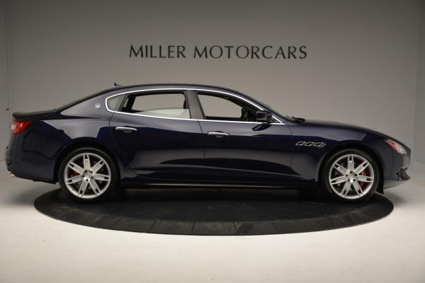 New 2016 Maserati Quattroporte S Q4 for sale Sold at Alfa Romeo of Greenwich in Greenwich CT 06830 9