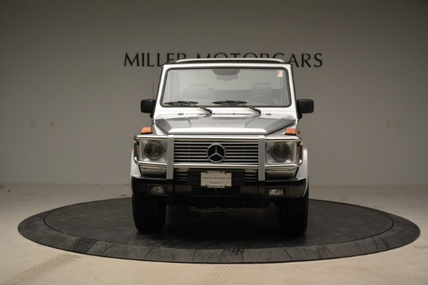Used 1999 Mercedes Benz G500 Cabriolet for sale Sold at Alfa Romeo of Greenwich in Greenwich CT 06830 12