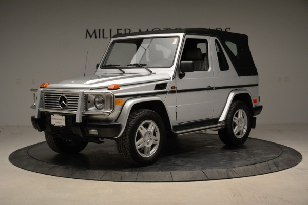 Used 1999 Mercedes Benz G500 Cabriolet for sale Sold at Alfa Romeo of Greenwich in Greenwich CT 06830 13