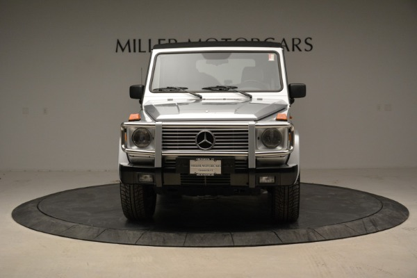 Used 1999 Mercedes Benz G500 Cabriolet for sale Sold at Alfa Romeo of Greenwich in Greenwich CT 06830 20
