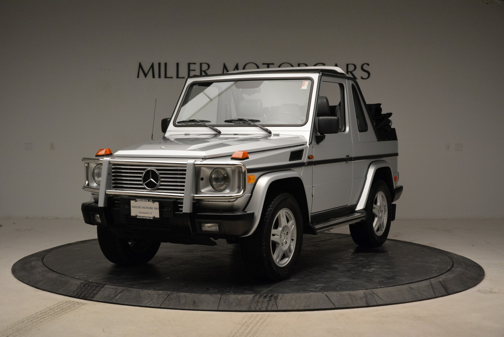 Used 1999 Mercedes Benz G500 Cabriolet for sale Sold at Alfa Romeo of Greenwich in Greenwich CT 06830 1