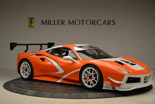 Used 2017 Ferrari 488 Challenge for sale Sold at Alfa Romeo of Greenwich in Greenwich CT 06830 10