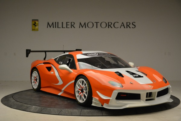 Used 2017 Ferrari 488 Challenge for sale Sold at Alfa Romeo of Greenwich in Greenwich CT 06830 11