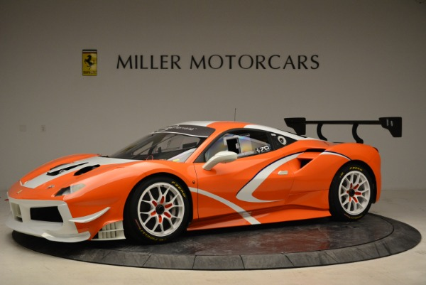 Used 2017 Ferrari 488 Challenge for sale Sold at Alfa Romeo of Greenwich in Greenwich CT 06830 2