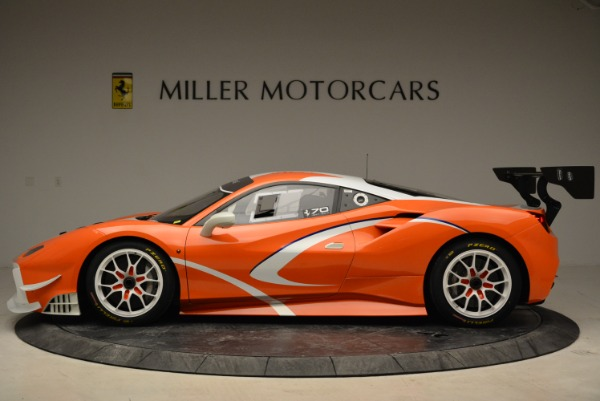 Used 2017 Ferrari 488 Challenge for sale Sold at Alfa Romeo of Greenwich in Greenwich CT 06830 3