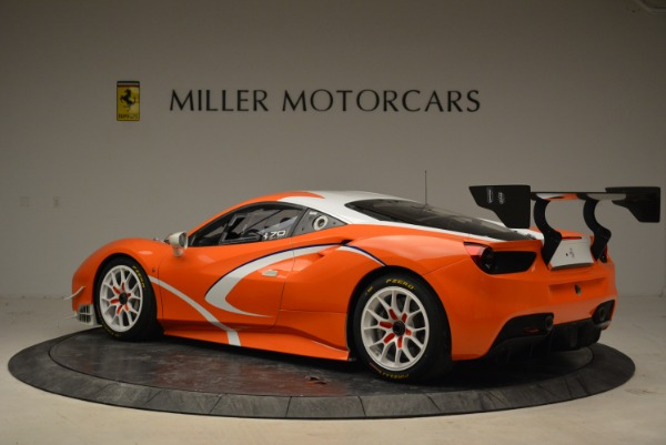 Used 2017 Ferrari 488 Challenge for sale Sold at Alfa Romeo of Greenwich in Greenwich CT 06830 4