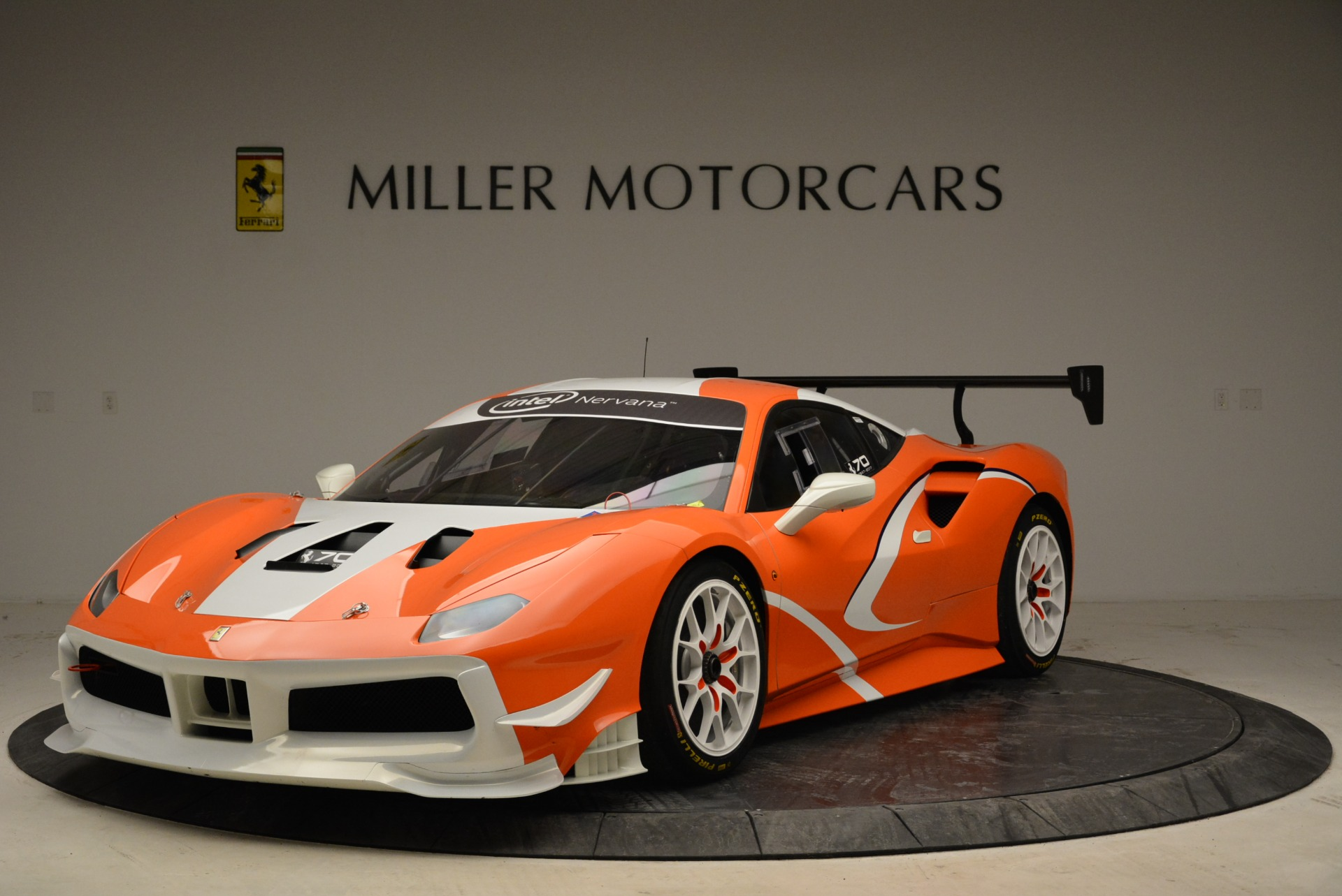 Used 2017 Ferrari 488 Challenge for sale Sold at Alfa Romeo of Greenwich in Greenwich CT 06830 1