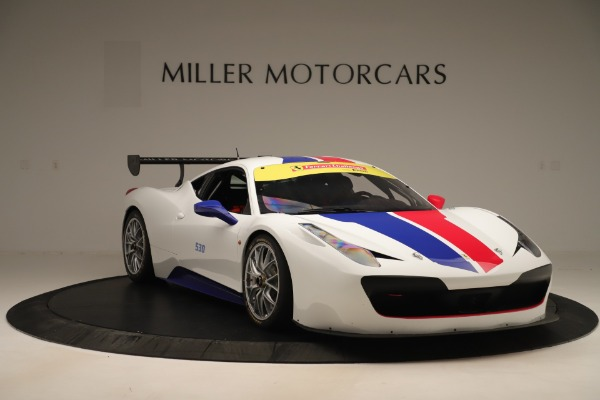 Used 2015 Ferrari 458 Challenge for sale Sold at Alfa Romeo of Greenwich in Greenwich CT 06830 11