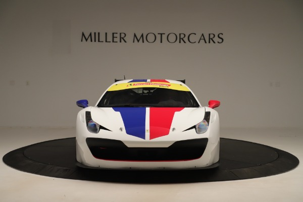 Used 2015 Ferrari 458 Challenge for sale Sold at Alfa Romeo of Greenwich in Greenwich CT 06830 12