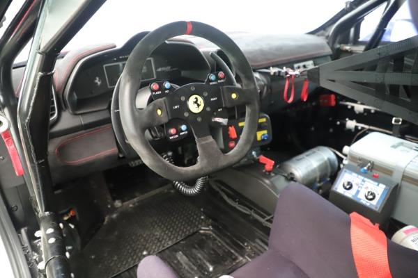 Used 2015 Ferrari 458 Challenge for sale $169,900 at Alfa Romeo of Greenwich in Greenwich CT 06830 13