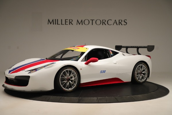Used 2015 Ferrari 458 Challenge for sale Sold at Alfa Romeo of Greenwich in Greenwich CT 06830 2