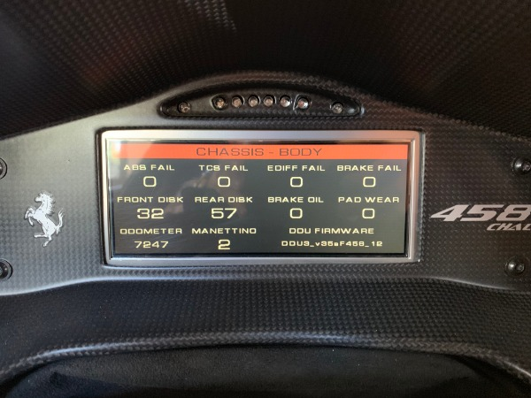 Used 2015 Ferrari 458 Challenge for sale Sold at Alfa Romeo of Greenwich in Greenwich CT 06830 20