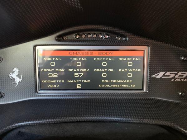 Used 2015 Ferrari 458 Challenge for sale $169,900 at Alfa Romeo of Greenwich in Greenwich CT 06830 20