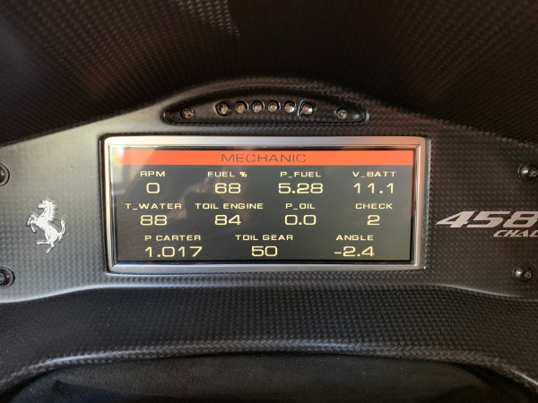 Used 2015 Ferrari 458 Challenge for sale Sold at Alfa Romeo of Greenwich in Greenwich CT 06830 21