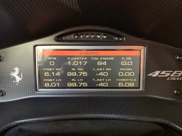 Used 2015 Ferrari 458 Challenge for sale $169,900 at Alfa Romeo of Greenwich in Greenwich CT 06830 22