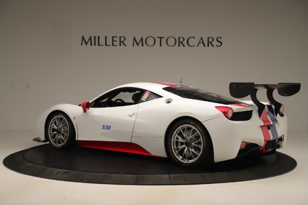Used 2015 Ferrari 458 Challenge for sale Sold at Alfa Romeo of Greenwich in Greenwich CT 06830 4