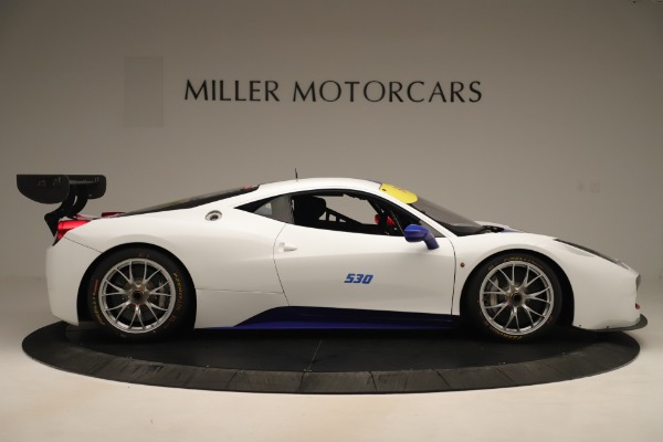 Used 2015 Ferrari 458 Challenge for sale Sold at Alfa Romeo of Greenwich in Greenwich CT 06830 9