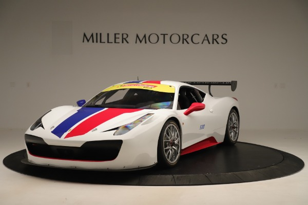 Used 2015 Ferrari 458 Challenge for sale Sold at Alfa Romeo of Greenwich in Greenwich CT 06830 1