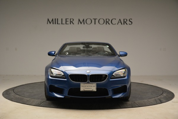 Used 2013 BMW M6 Convertible for sale Sold at Alfa Romeo of Greenwich in Greenwich CT 06830 12