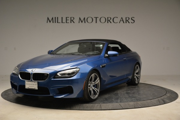 Used 2013 BMW M6 Convertible for sale Sold at Alfa Romeo of Greenwich in Greenwich CT 06830 13