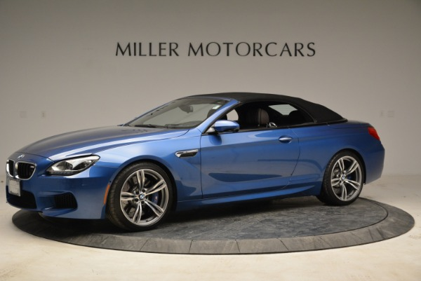 Used 2013 BMW M6 Convertible for sale Sold at Alfa Romeo of Greenwich in Greenwich CT 06830 14