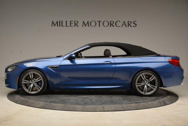 Used 2013 BMW M6 Convertible for sale Sold at Alfa Romeo of Greenwich in Greenwich CT 06830 15