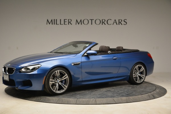Used 2013 BMW M6 Convertible for sale Sold at Alfa Romeo of Greenwich in Greenwich CT 06830 2
