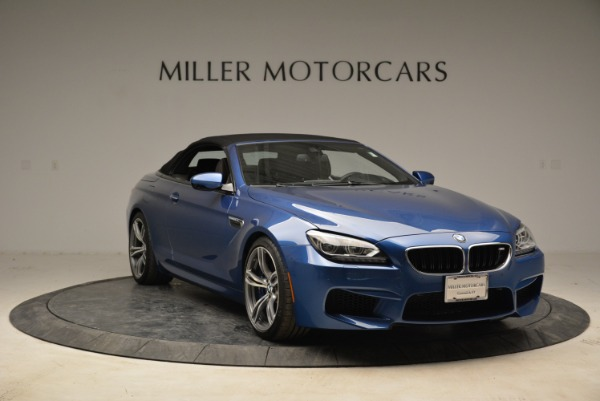 Used 2013 BMW M6 Convertible for sale Sold at Alfa Romeo of Greenwich in Greenwich CT 06830 23