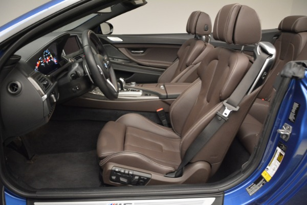 Used 2013 BMW M6 Convertible for sale Sold at Alfa Romeo of Greenwich in Greenwich CT 06830 26