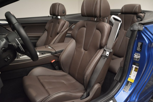 Used 2013 BMW M6 Convertible for sale Sold at Alfa Romeo of Greenwich in Greenwich CT 06830 27
