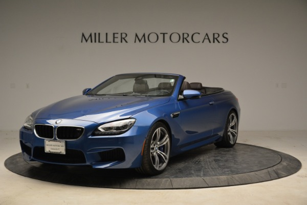 Used 2013 BMW M6 Convertible for sale Sold at Alfa Romeo of Greenwich in Greenwich CT 06830 1