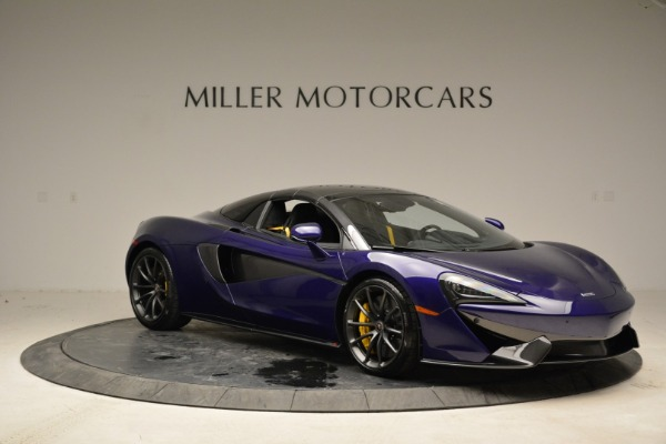 New 2018 McLaren 570S Spider for sale Sold at Alfa Romeo of Greenwich in Greenwich CT 06830 20