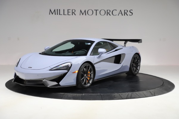 Used 2018 McLaren 570S Spider for sale Sold at Alfa Romeo of Greenwich in Greenwich CT 06830 10