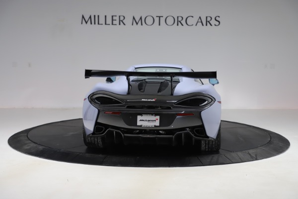 Used 2018 McLaren 570S Spider for sale Sold at Alfa Romeo of Greenwich in Greenwich CT 06830 13