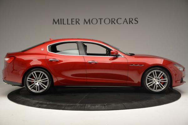New 2016 Maserati Ghibli S Q4 for sale Sold at Alfa Romeo of Greenwich in Greenwich CT 06830 9