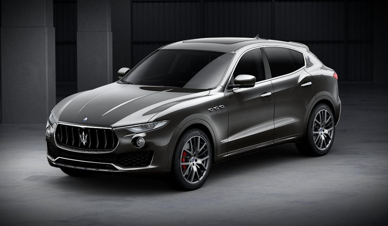 New 2018 Maserati Levante S Q4 GRANSPORT for sale Sold at Alfa Romeo of Greenwich in Greenwich CT 06830 1