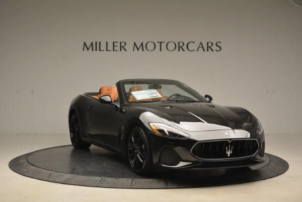 New 2018 Maserati GranTurismo MC Convertible for sale Sold at Alfa Romeo of Greenwich in Greenwich CT 06830 10